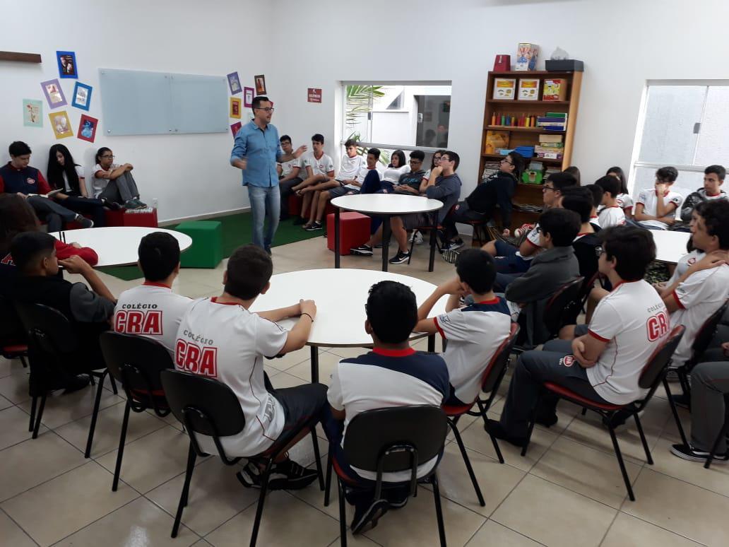Ensino Fundamental II - Aula interdisciplinar