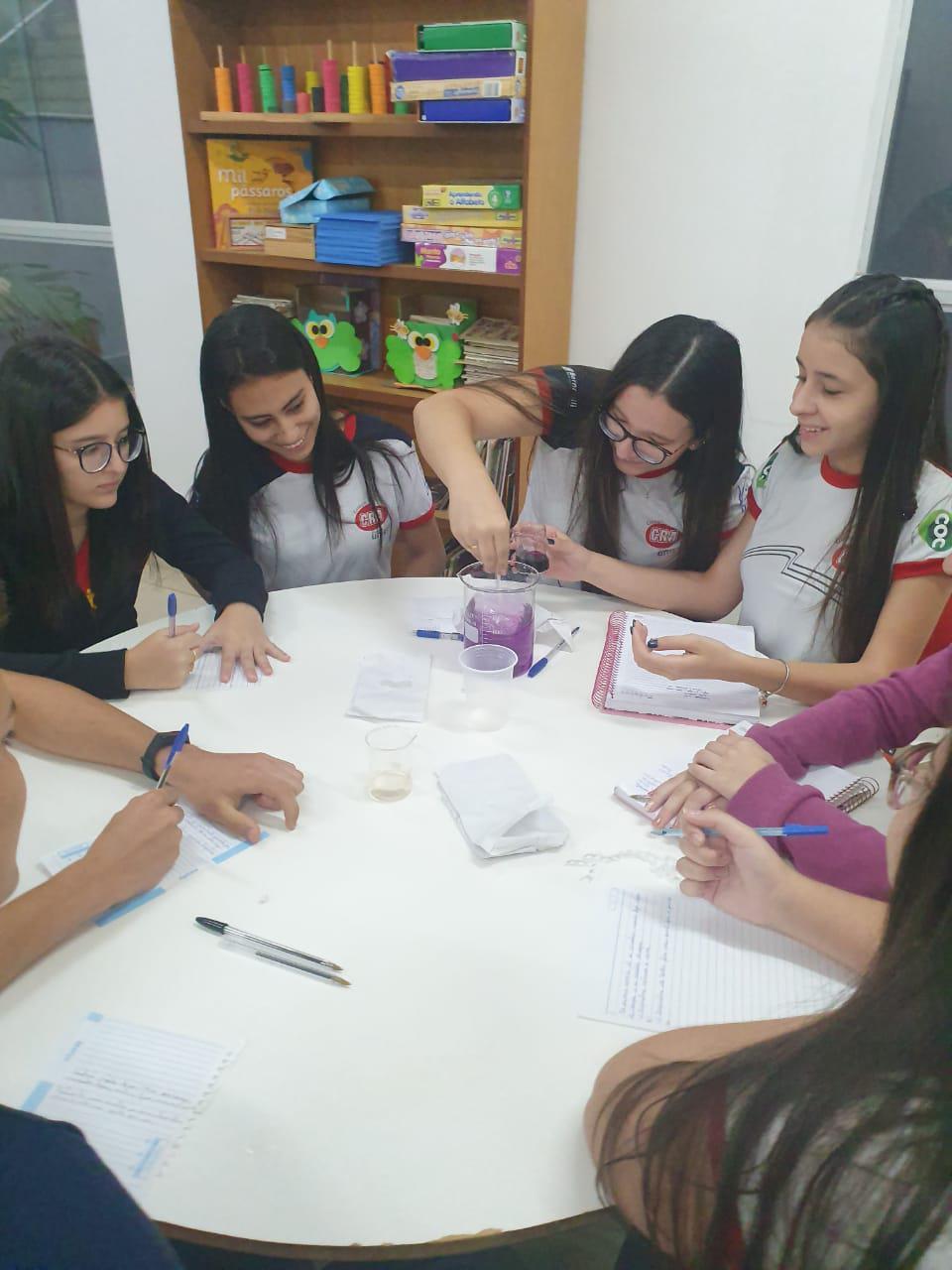 Ensino Médio - oficinas de aprendizagem