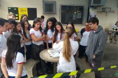 ensino médio - visita técnica UNIFAL