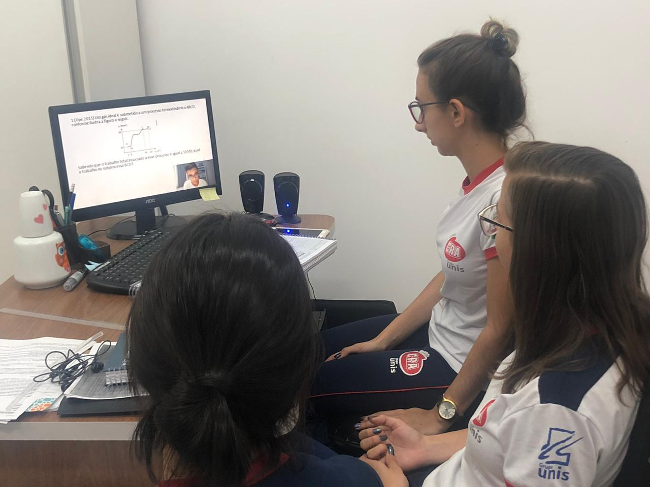 Ensino Médio - Grupo de Estudo online