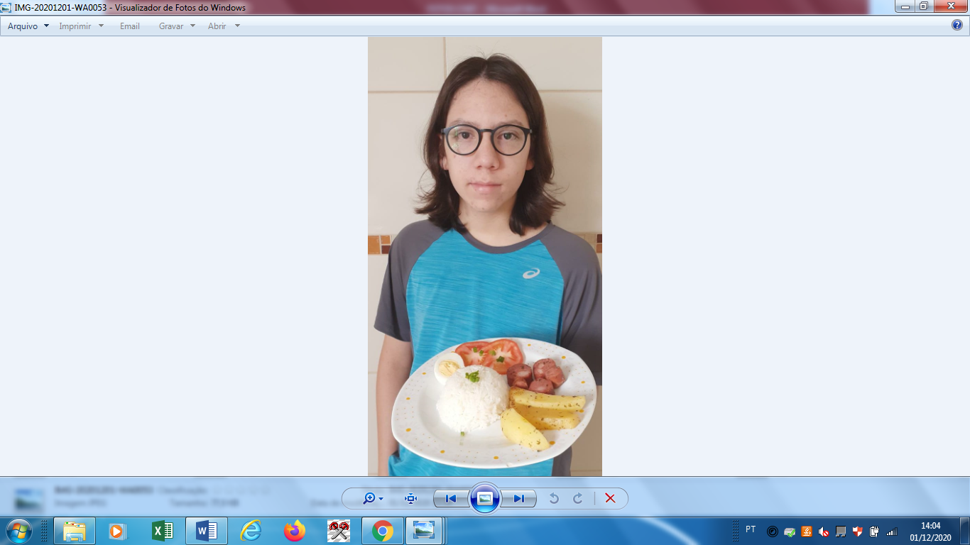 Student chef - 32